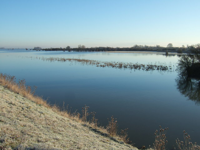 Early morning calm - The Ouse Washes at Mepal