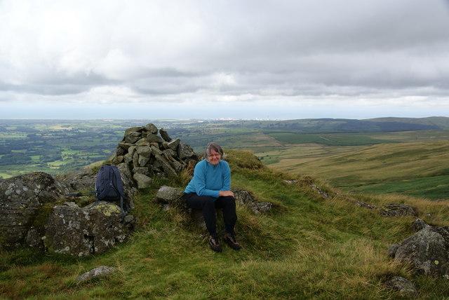 The top of Buckbarrow