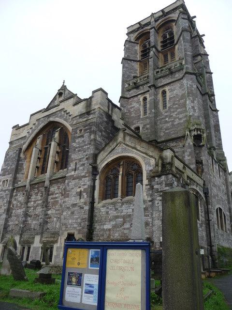 Exeter : St David's Church