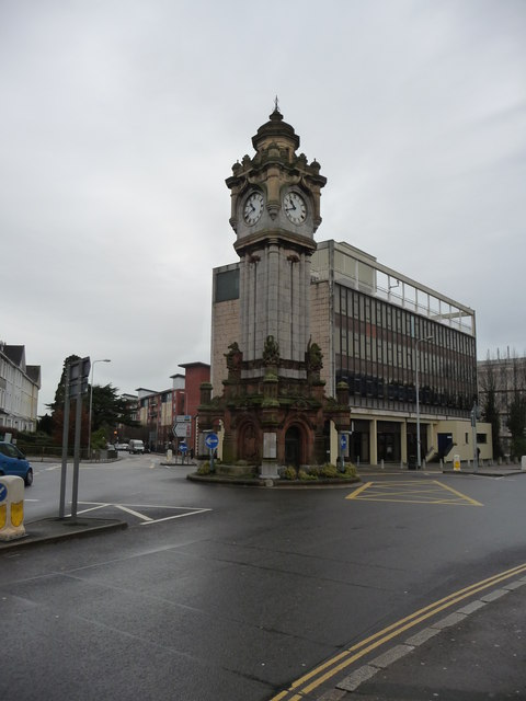 Exeter : The Clock Tower