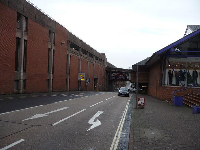 Exeter : Paul Street