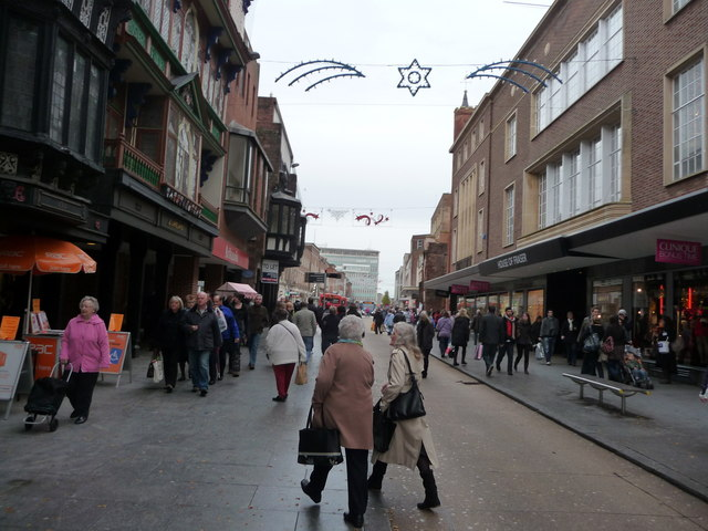 Exeter : High Street