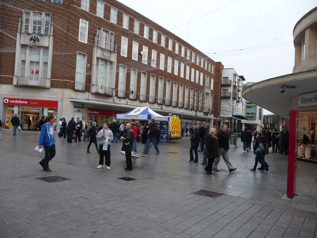 Exeter : Bedford Street