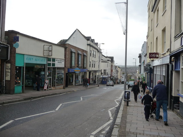 Exeter : Fore Street