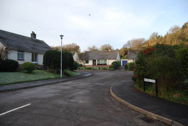 Brendon Close, Lower Roadwater