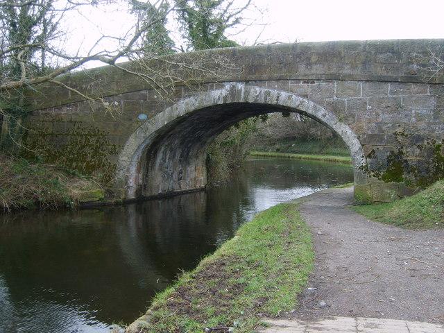 Bridge 111, Lancaster Canal