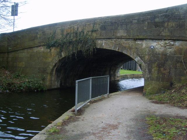 Bridge 110, Lancaster Canal