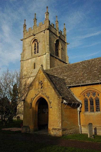 Badsey Church