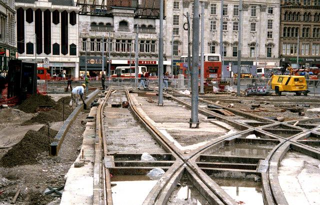 Manchester:  Delta junction