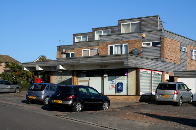 Local Shops, Russell Drive, Ampthill