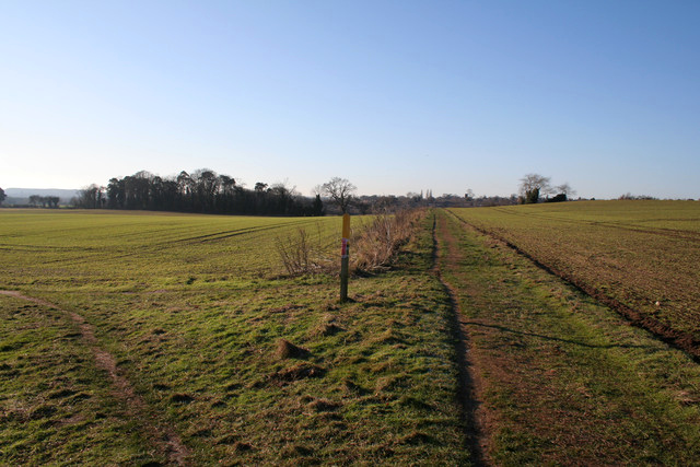 Footpath from Maulden to Ampthill