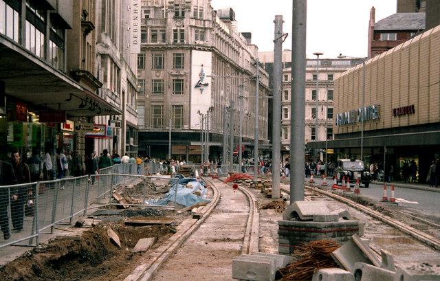 Manchester:  High Street