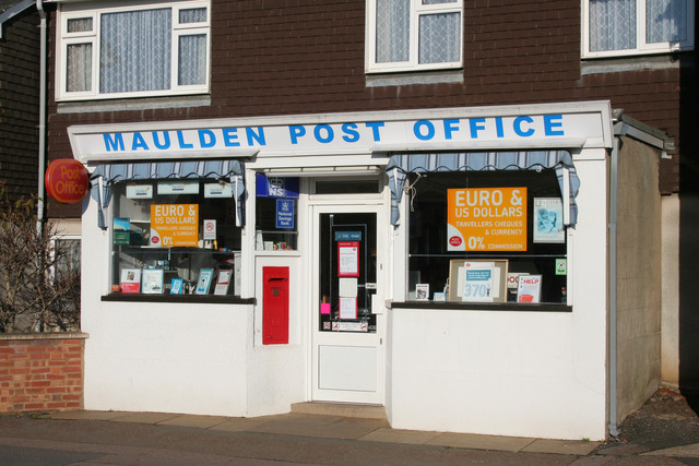 Maulden Post Office