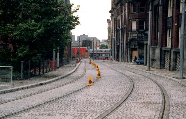 Manchester:  Balloon Street