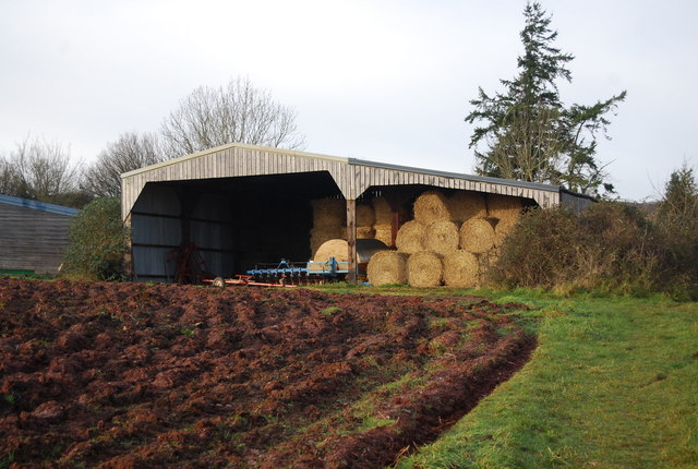 New Barn, Golsoncott