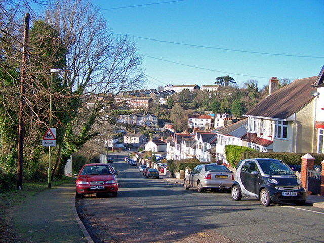 Trumlands Road, Torquay