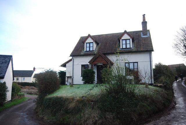 Escott Cottage in Golsoncott