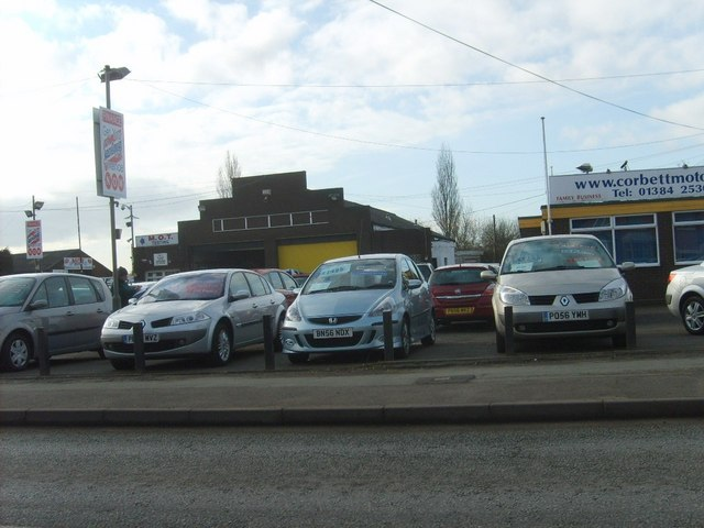 Corbetts Motors