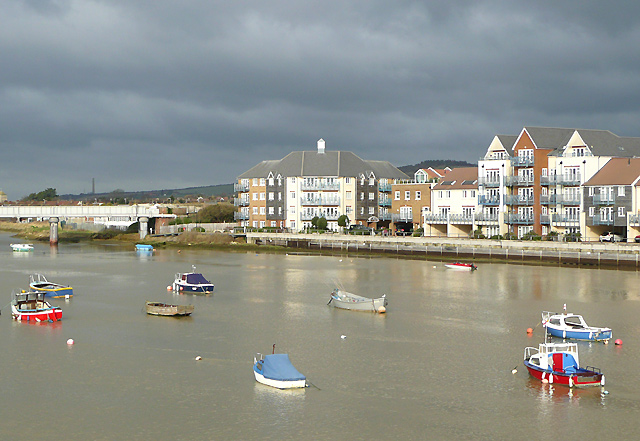 The Ropetackle Waterside Development, Shoreham, Sussex