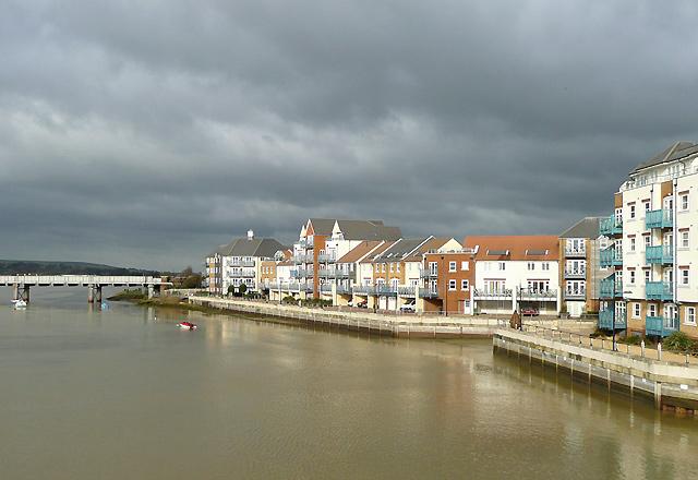 The Ropetackle Waterside Development, Shoreham, Sussex