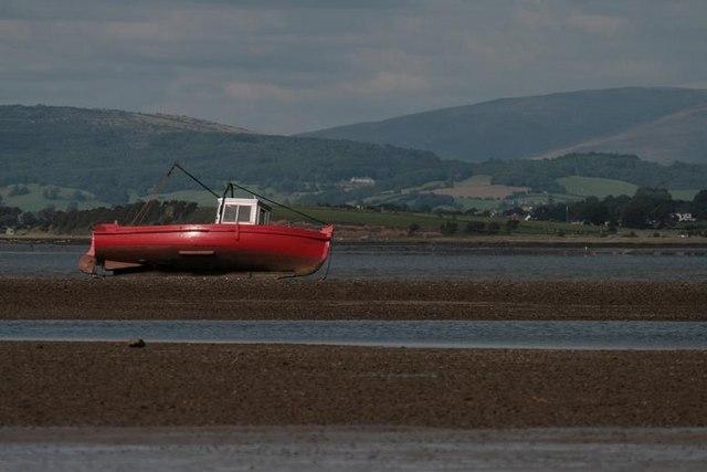 Offshore of Lancashire