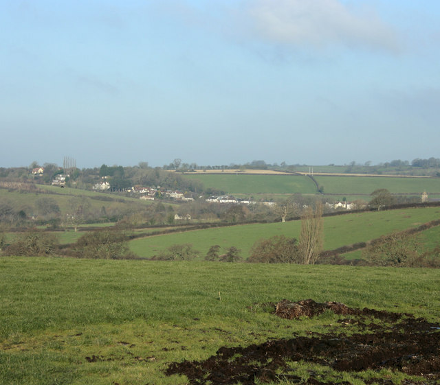 2010 : North and west a bit from Wick Lane