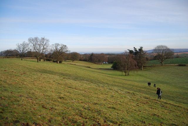 The grounds of Croydon Hall