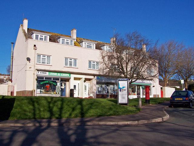 Watcombe shops