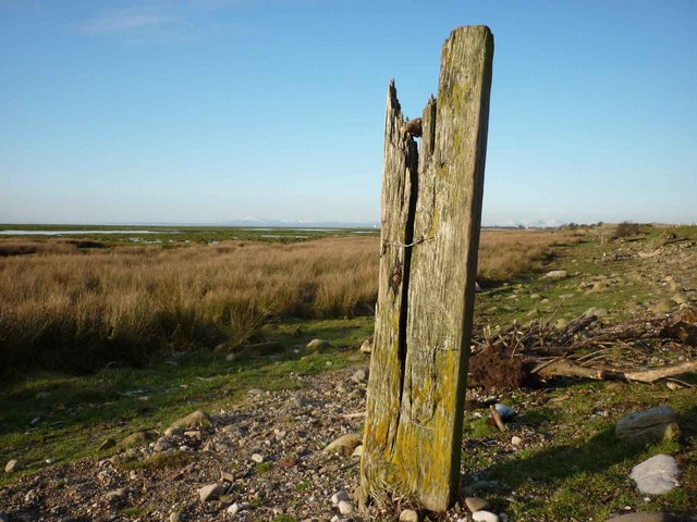 The western shore, Sunderland Point