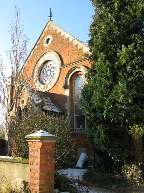 The Chapel in Bishopstone