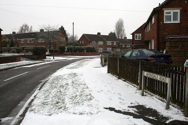 Avondale Road, Kirk Hallam
