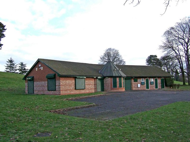 Stourport-on-Severn Community Centre & Sports Changing Rooms, Lower Lickhill Road