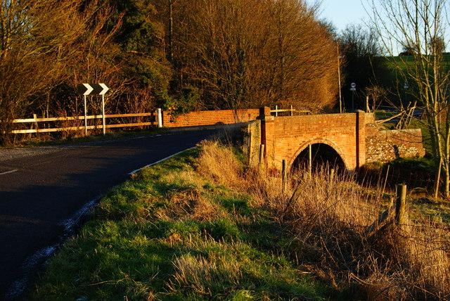 Haw Bridge, Holybourne, Hampshire