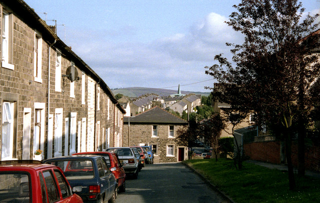 Barnoldswick:  Frederick Street