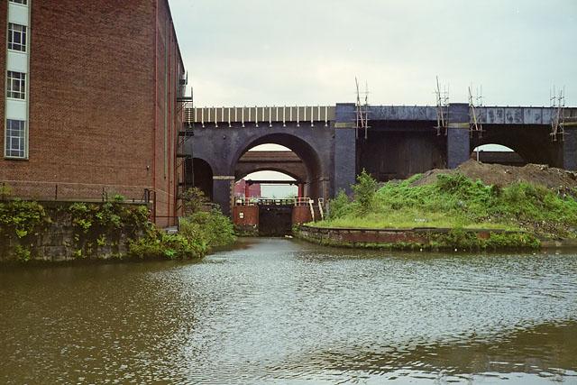 Hulme Locks
