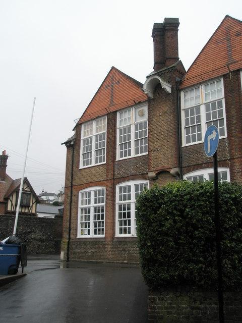 Arundel Public Library in Surrey Street
