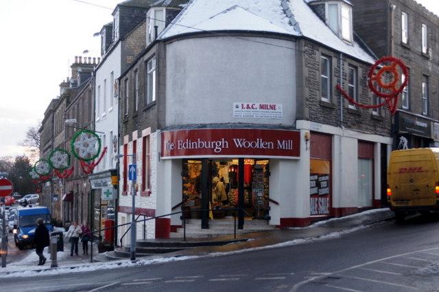 Edinburgh Woollen Mill, Blairgowrie