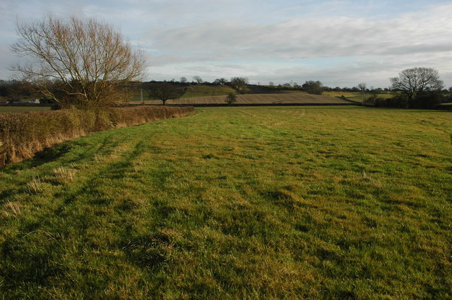 Farmland near Morton Underhill