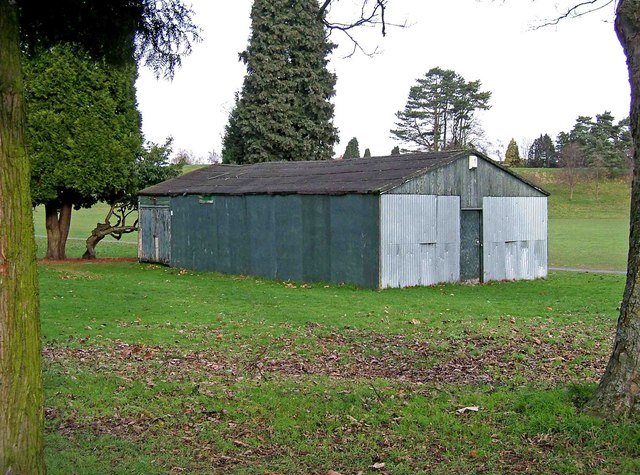 Stourport War Memorial Park - The Old Cricket Pavilion
