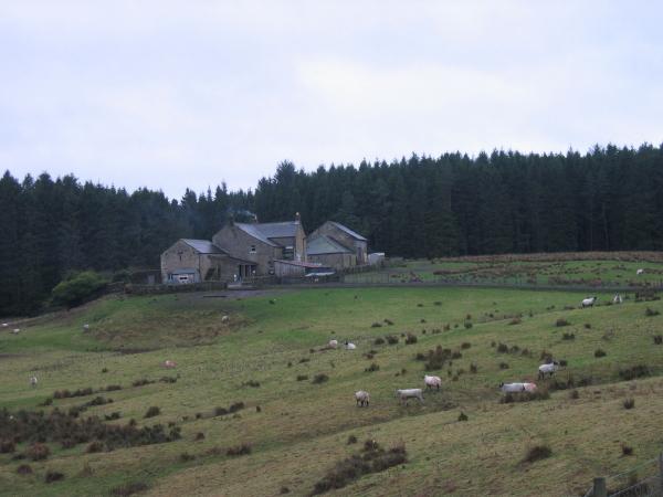 Pundershaw Farm