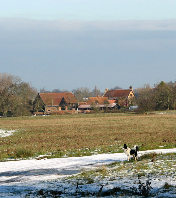 Cowslip Farm on Hales Green Common