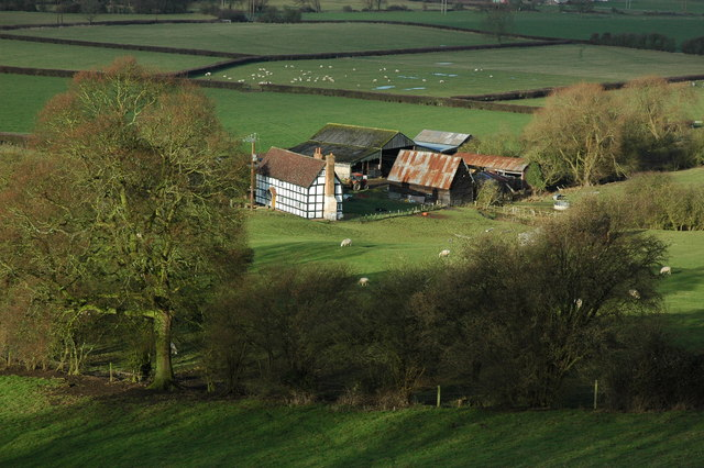 Manor Farm, Morton Underhill