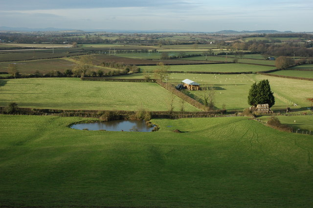 View from above Morton Underhill