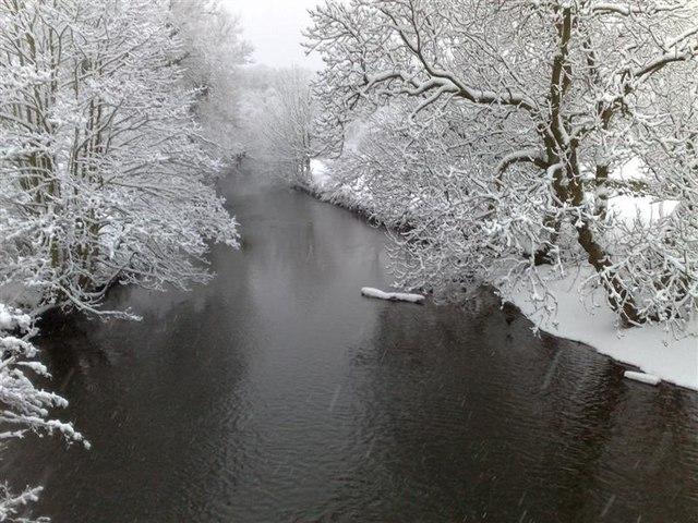 River Goyt, Hague Bar