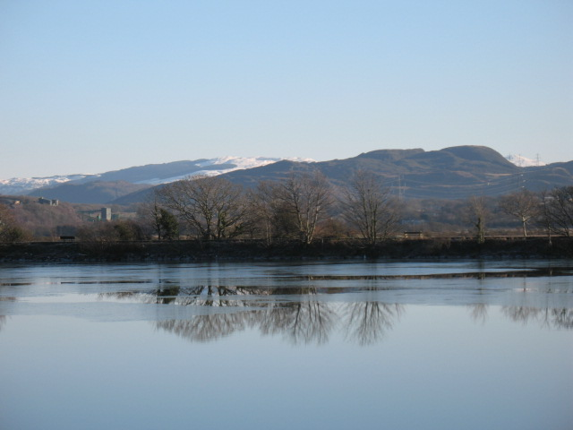 View From Porthmadog Car Park