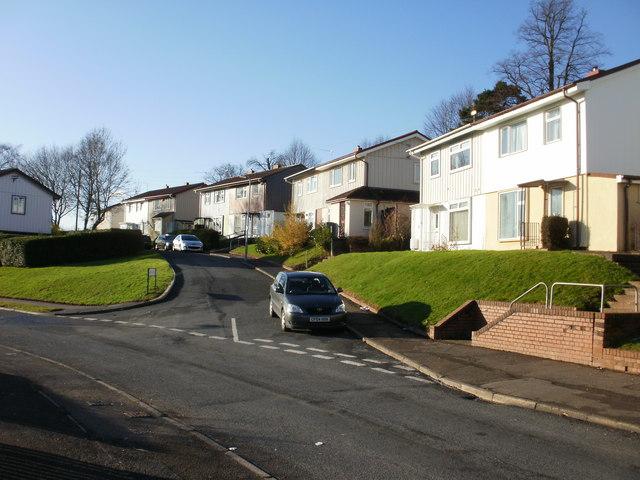 Kelvin Close, Newport