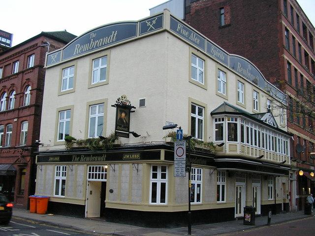 The Rembrandt, Sackville Street, Manchester