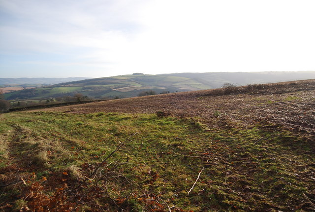 View SE from Stringlands Lane