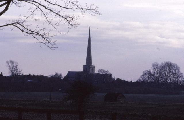 St Mary's Church Hemingbrough