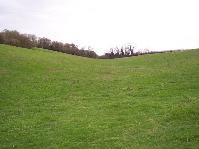 Green Valley near Anvil Green